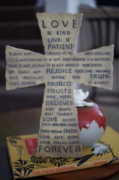 love is cross