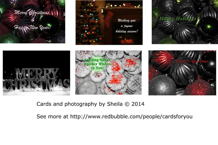cardsforyou redbubble christmas cards